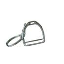 Intrepid International Stirrup Key Chain