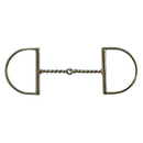 Coronet Large Dee w/Light Twisted Wire Bit - 5 1/2