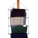 Intrepid International Chrome Blanket Rack