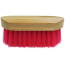Intrepid International Pony Brush - Red
