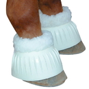 Intrepid International Fleece Lined Bell Boot - Large White