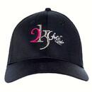Intrepid International 2K901 2Kgrey Baseball Cap