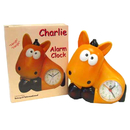 Intrepid International 600500 Charlie Alarm Clock