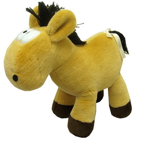 Intrepid International 600555 Charlie Horse Stuffed Animal