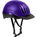 International Riding Helmets 844001030 Irh Equi-Lite Dfs Helmet Purple
