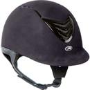 International Riding Helmets 869003300 Irh Ir4G Amara Suede Riding Helmet