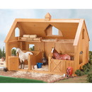 Breyer Horses Breyer Traditional Deluxe Barn with Cupola