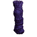 Intrepid International Poly Hay Net With Small Feed Holes-Purple