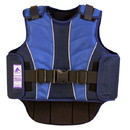 Intrepid International Supra-Flex Body Protector Equestrian Vest, Child's