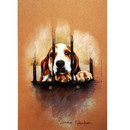 Sally Mitchell Fine Art Dog Prints - Doing Time
