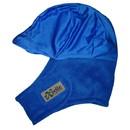 Equestrian Helmets Winter Helmet Cover Blue