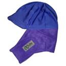 Equestrian Helmets Winter Helmet Cover Purple