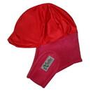 Equestrian Helmets Winter Helmet Cover Red