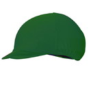 Equestrian Helmets Lycra Helmet Cover Green