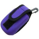 Intrepid International Cell Phone Case Clip On Purple