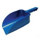 Miller Mfg Feed Scoop Plastic Blue 5 PINT