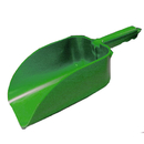 Miller Mfg Feed Scoop Plastic Green 5 PINT