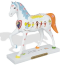 The Trail of Painted Ponies PP4046346 Figurine Painted Ponies Children'S Prayers For The World Fob