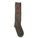 Intrepid International Comfort Plus Pattern Socks Diamond
