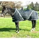 Intrepid International Snuggie Pony Stable Blanket Black