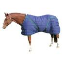Intrepid International Snuggie Pony Stable Blanket Navy