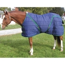 Intrepid International Snuggie Stable Blanket-Navy