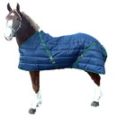 Intrepid International Snuggie Large Horse Stable Blanket Navy
