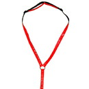 Intrepid International Reflective Breastplate Red