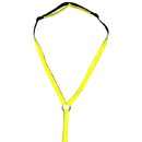 Intrepid International Reflective Breastplate Yellow