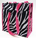 IWGAC 0126-3127 Zebra Carry All Bag/Purse