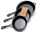 IWGAC 0166-10100 Old Mountain Skillet 3 PC