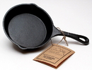 IWGAC 0166-10101 Old Mountain Cast Iron Preseasoned Skillet