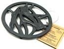 IWGAC 0166-10196 Horse Trivet Cast Iron
