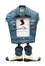 IWGAC 0179-250223 Photo Frame - Denim Jacket with Boots