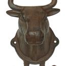 IWGAC 0184S-0215B large Steer Wall Hanger W 2 Hooks