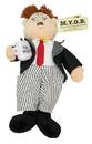 IWGAC 0193-36128 M.Y.O.B. Doll: The Boss Talking Doll