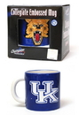 IWGAC 0199-012 Kentucky Wildcats Collegiate Relief Mug