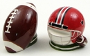 IWGAC 049-10681 Football Salt and Pepper Set