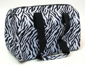 IWGAC 049-29162 Zebra Lunch Bag