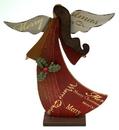 IWGAC 049-99684 Wood Angel Tablepiece