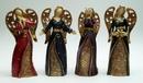 IWGAC 049-99805 Large Bright Angel Figurine Set of Four