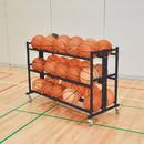 Jaypro Atlas Double Ball Cart