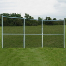 Jaypro Permanent Bsbl/Sftbl Backstop 3 Panels Only