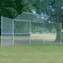 Jaypro Perm Bsbl/Sftbl Backstop 4 Panels 2 Ctr Over