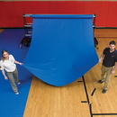 Jaypro Gym Guard Floor Protection - 27 oz. Fabric
