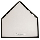 Jaypro Bury-All Home Plate - Rubber Filled