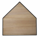 Jaypro Bury-All Home Plate - Wood Filled