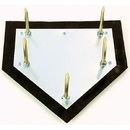 Jaypro Major League Home Plate with 5 Spikes