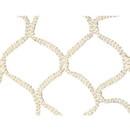 Off Lacrosse Nets 3Mm Wht Polystr