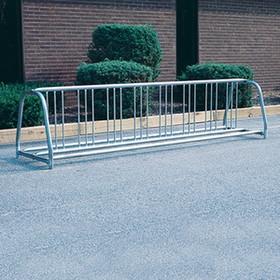 Jaypro 16 Capacity Portable Bike Rack, Price/each